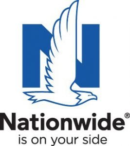 logo Nationwide is on your side with N and bird