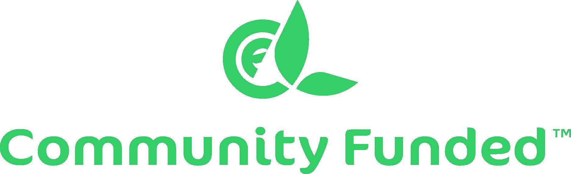 Community Funded Logo