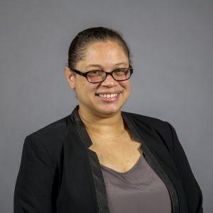 headshot of Melissa Fry, board member