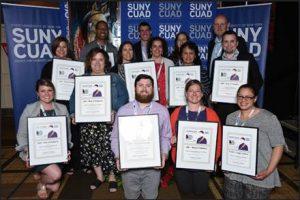 University at Albany Awards Winners