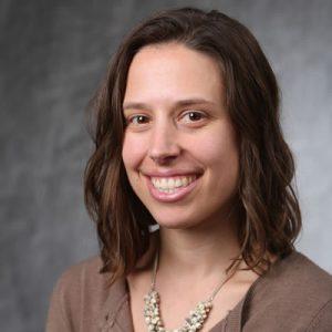 Headshot of Lindsay Valenti, board member