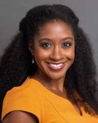 Adrienne Brown, Executive Director of Annual Giving, NYU