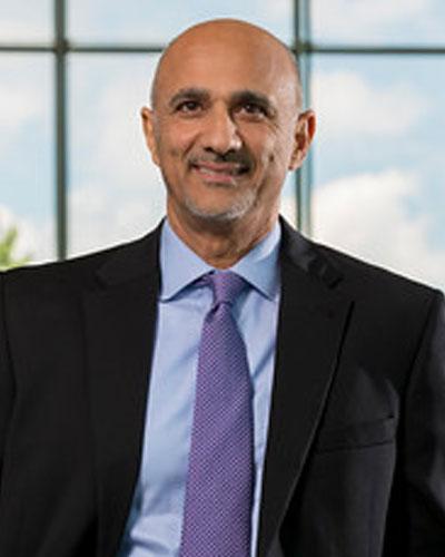 Fardin Sanai, VP for University Development, University at Albany; Executive Director of the University at Albany Foundation