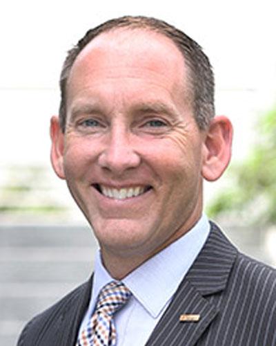 John Zacharek, Vice President for Development, SUNY Cobleskill; Executive Director, SUNY Cobleskill Foundation