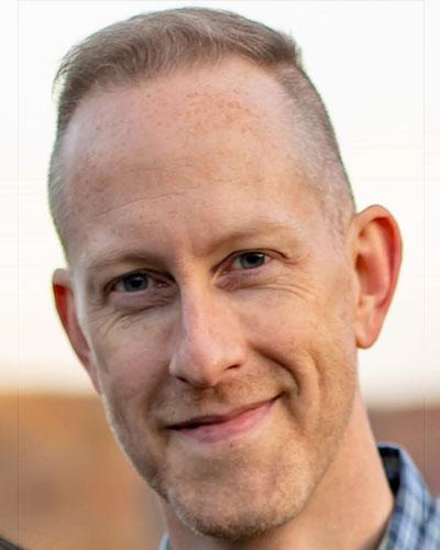Marc Westenburg, Director of the Center for Community College Advancement, CASE