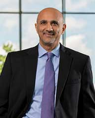 Fardin Sanai, Vice President for University Advancement & Executive Director of The University at Albany Foundation Executive Council