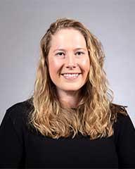 Kelsey Butz, Communications Specialist, University at Albany