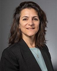 Lisa English, Associate Vice President for Advancement Services Rutgers University