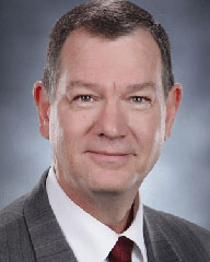 Peter Perkins, Vice President for Institutional Advancement, SUNY Cortland